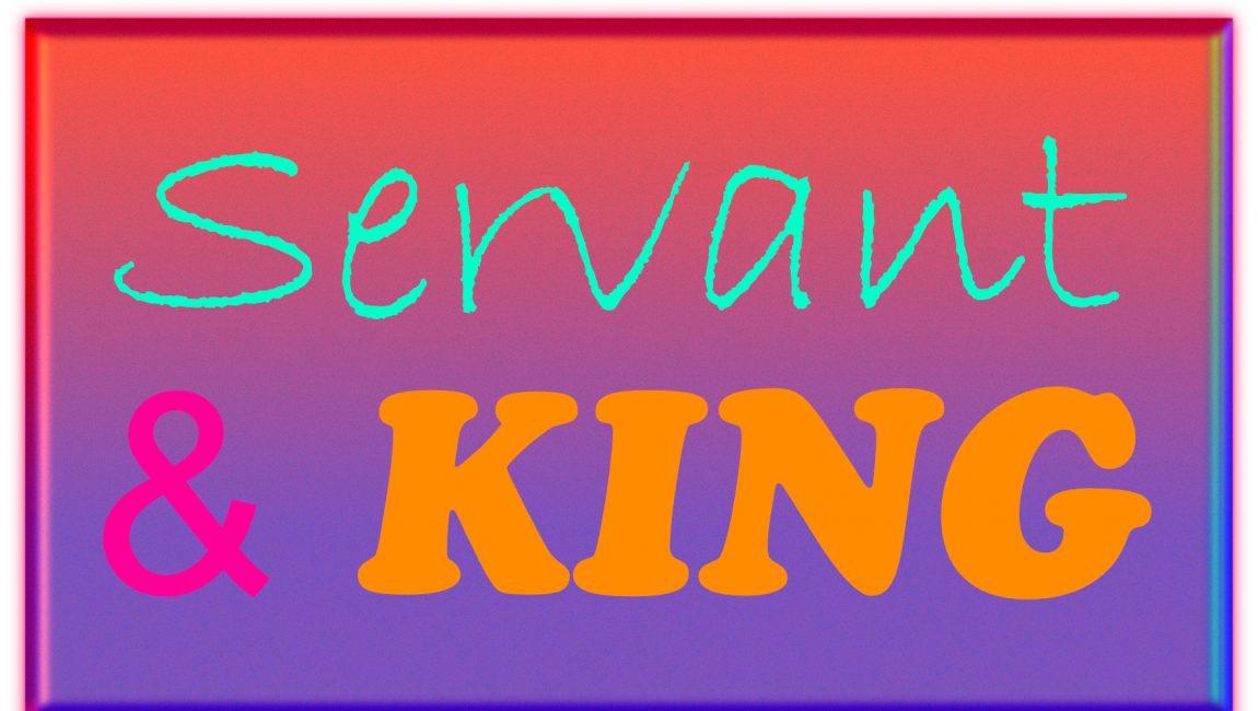 Saviour and King